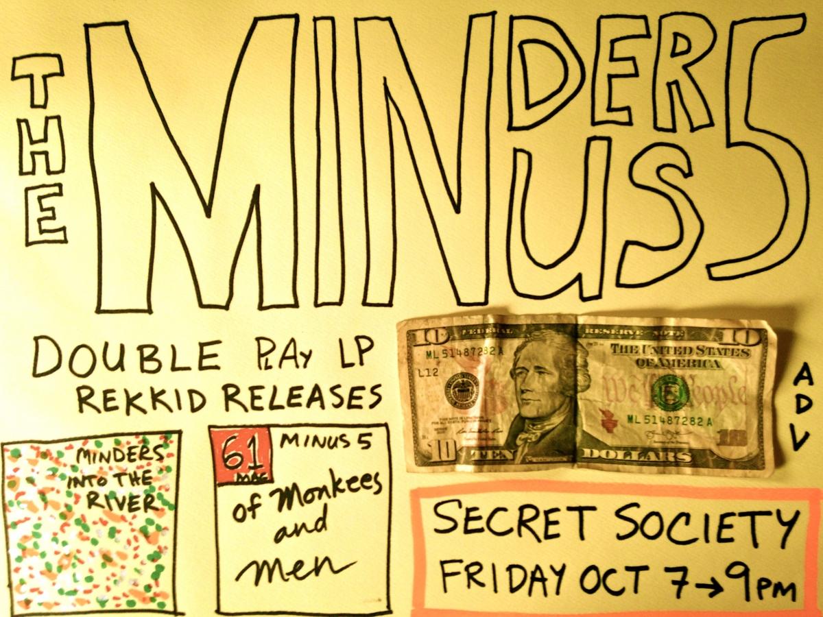 Friday, Oct. 7, Secret Society, Portland