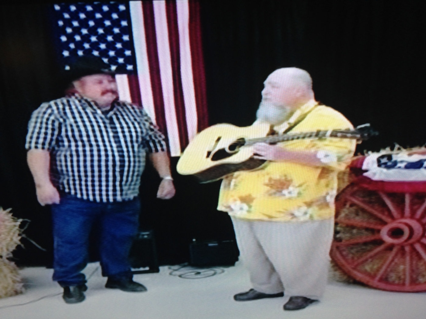 Bluegrass Buddies on TV